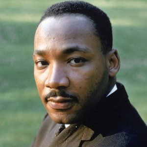 Reverend Doctor Martin Luther King Junior portrait photo